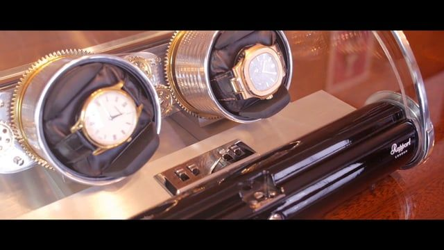 Established in 1898, Rapport is a leading manufacturer of luxury automatic watch winders and horological related products.