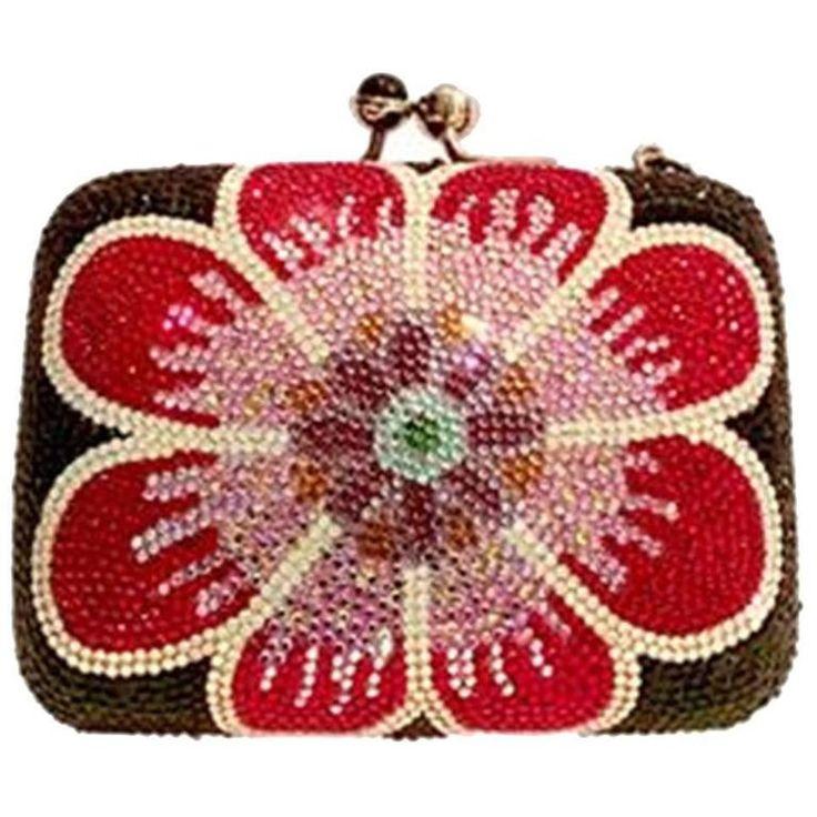 1stdibs Red Valentino cinredella Diamante Embellished Perspex Clutch jAJ4nKq