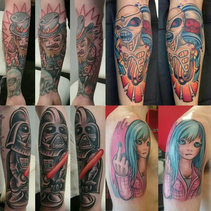 26 Likes, 1 Comments – Laurent Lajeunesse Tattoo Art (@laurent_lajeunesse) on In…