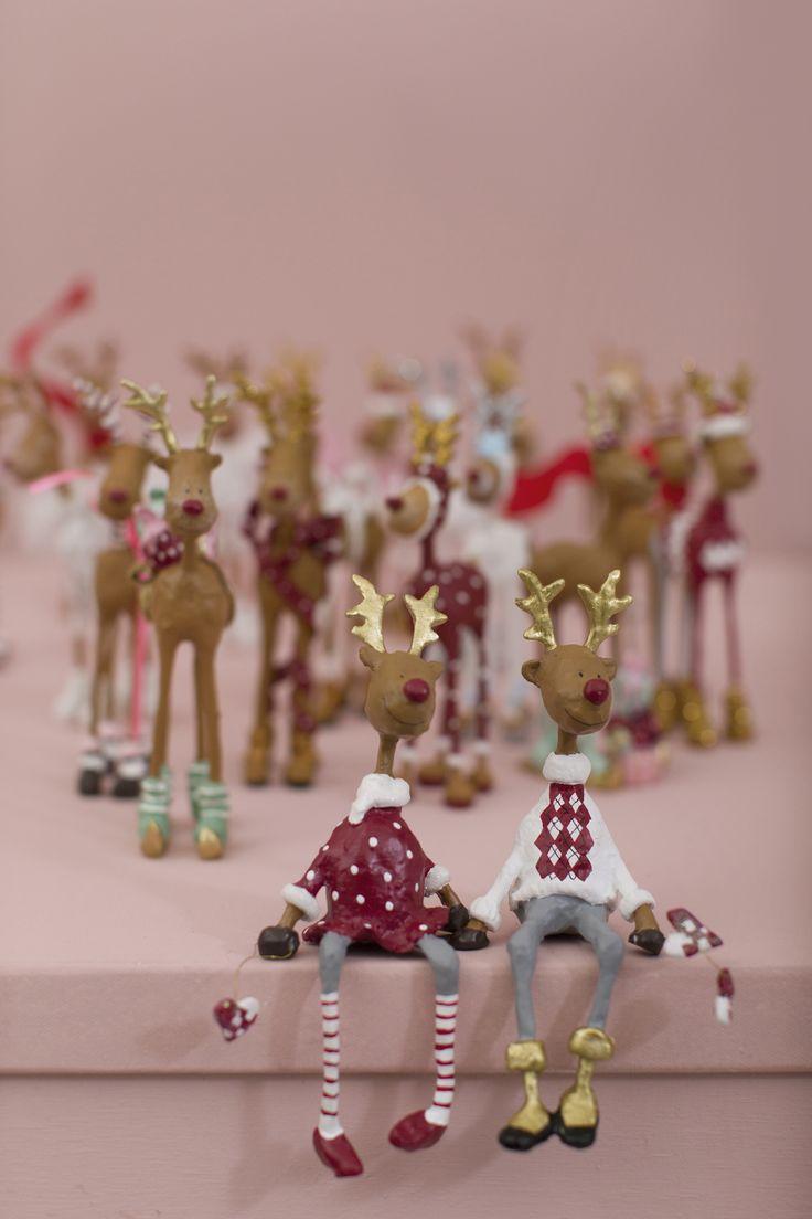 Mr. & Mrs Rudolf 2016 <3 #MedusaCopenhagen #Christmasdecor