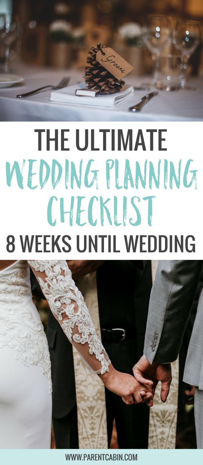 If you're looking at a short wedding timeline, you'll have to stay focused. But this wedding planning checklist will help! The most important thing is to stay flexible.