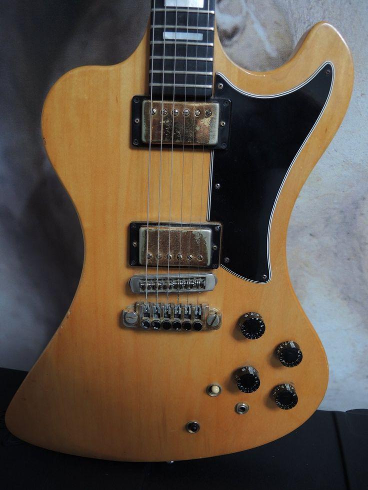 Gibson RD artist 1979