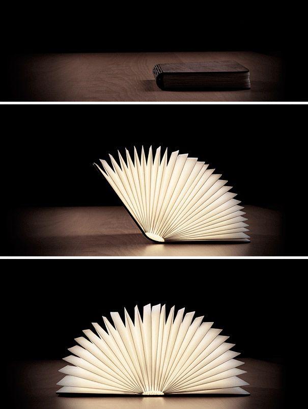 Lumio Lamp by Max Gunawan