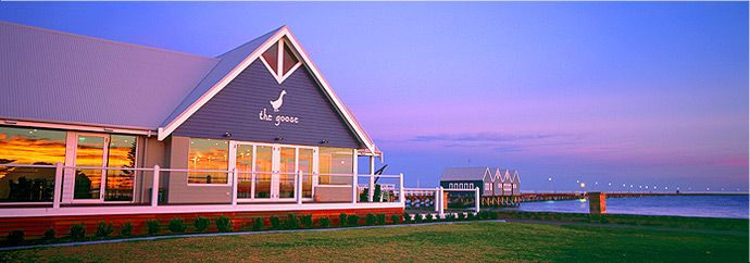 The Goose Cafe Restaurant, Busselton WA