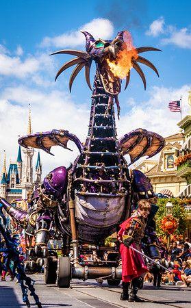 Festival of Fantasy Parade Tips & Photos - Disney Tourist Blog