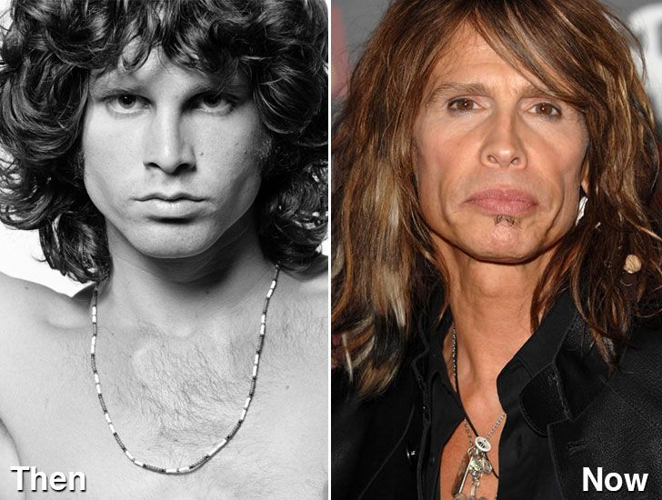 This Is Jim Morrison From The Doors Not Steven Tyler From
