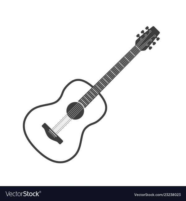 15 Acoustic Guitar Icon Guitar Black Acoustic Guitar Acoustic Guitar