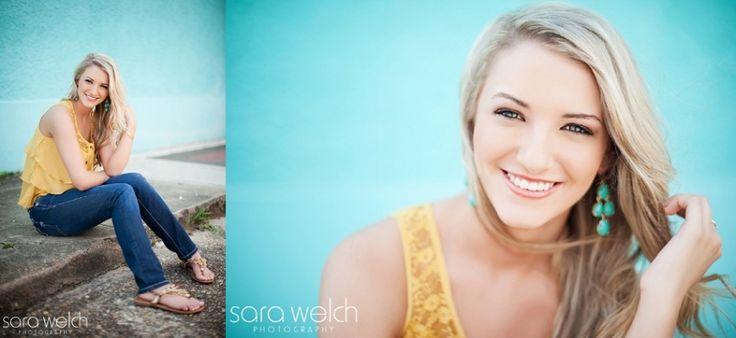 Sara Welch Photography | texas senior photographer