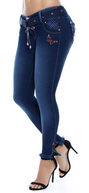 Jeans levanta cola NYE 62724