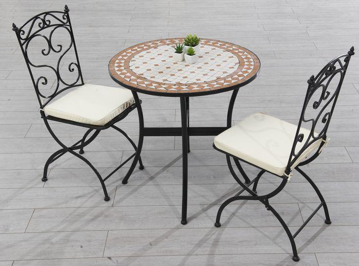 Die besten 25+ Table de jardin mosaique Ideen auf Pinterest ...