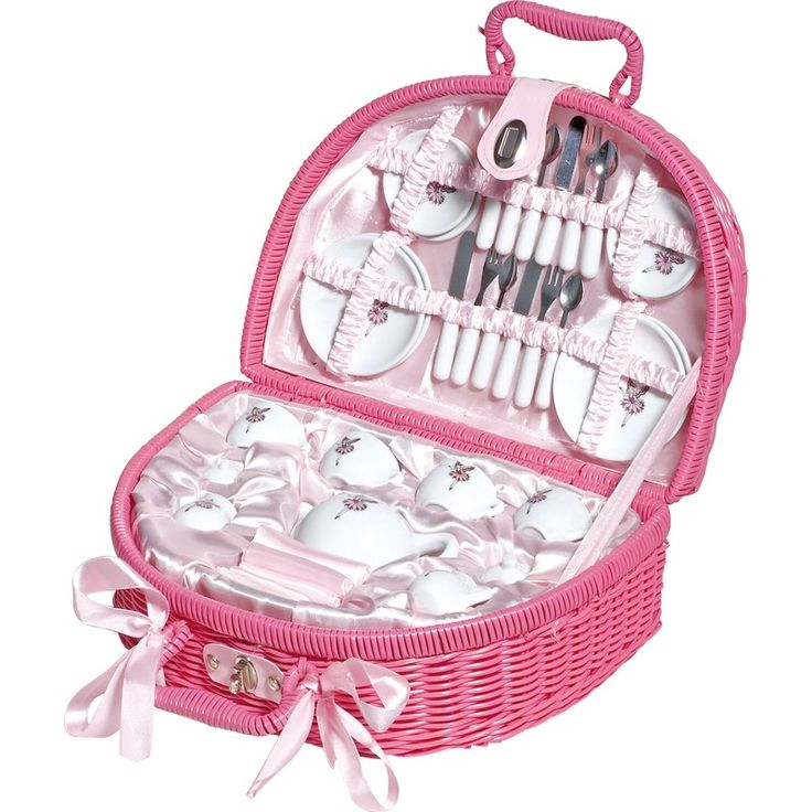 Fairy Picnic Basket - Toys for Girls - Toy Shop | Letterbox