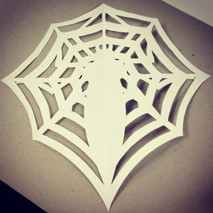 Spider Man Snowflake Spiderman Christmas Paper Crafts