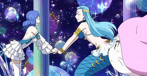 Fairy Tail | Aquarius and Juvia