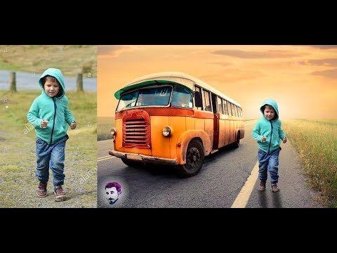 Remove Photo background Using Photoshop