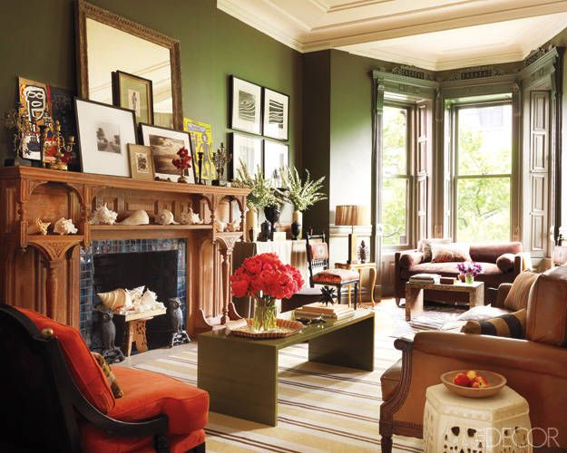 78 Images About Green Wall Color On Pinterest Green