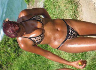 mujeres negras con culos grandes
