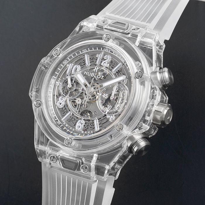 san francisco e6c88 d137f ウブロ時計スーパーコピー ビッグバン ウニコ サファイア 限定 ...