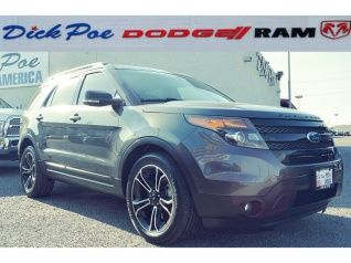 Used 2015 Ford Explorer Sport for Sale in El Paso, TX
