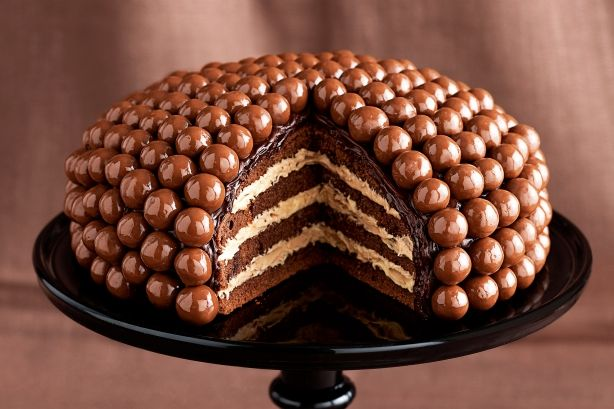 Amazing Maltesers cake recipe- Our tributary dessert to fabulous Maltesers is amazeballs from the first bite to the last!