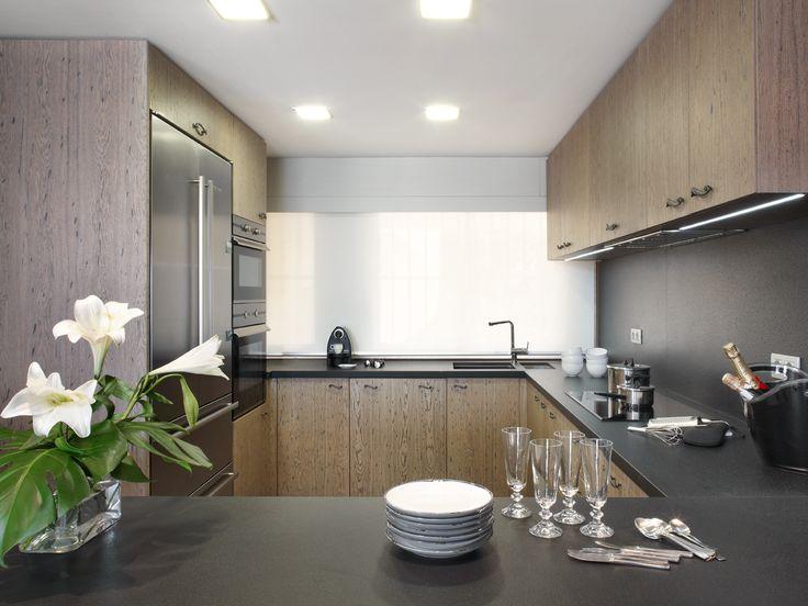 Molins Interiors // arquitectura interior - cocina - abierta ...