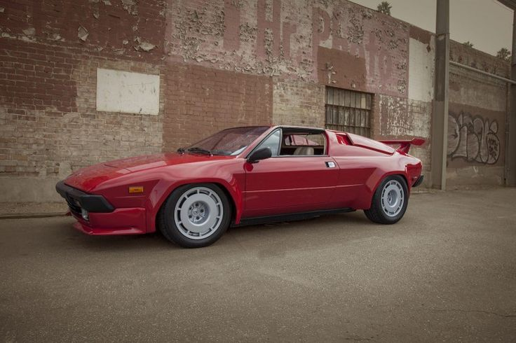 1984 Lamborghini Jalpa - Silodrome - LGMSports.com