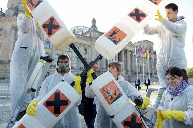 Herbizid-Diskussion: EU-Staaten verschieben Abstimmung über Glyphosat - SPIEGEL ONLINE - Gesundheit