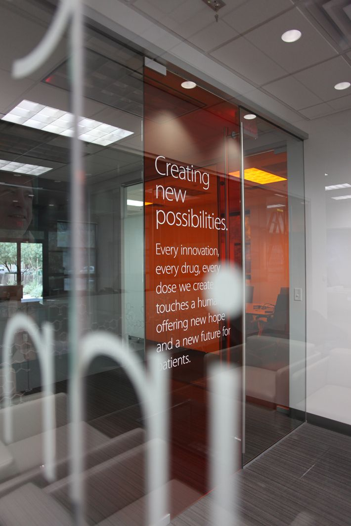 Best SignsGlass And Visual Window Merchandising Images On - Window decals for medical offices