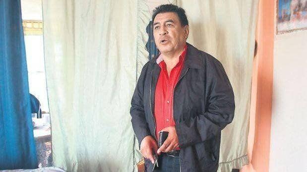 Pepe Julio Gutiérrez fue detenido en puente Pampa Blanca