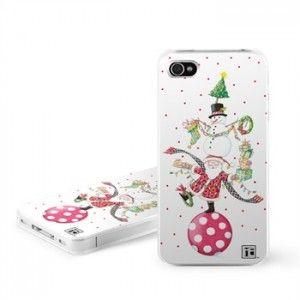 Christmas Circus deksel til iPhone 5