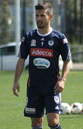 """Konstantinos """"Kosta"""" Barbarouses(Greek:Κωνσταντίνος """"Κώστας"""" Μπαρμπαρούσης) is aNew Zealandfootballerwho plays in Australia'sA-LeagueforMelbourne Victory."""
