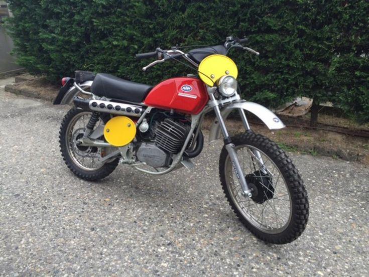 1973 KTM GS 125