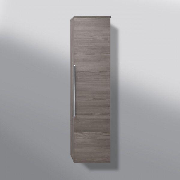 Hochschrank Seitenschrank Griffleiste Bad Hochschrank Hochschrank Badezimmer Schrank