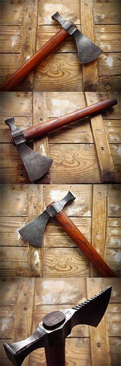 Vintage Hammerhead tomahawk by Paps on Bushcraft UK