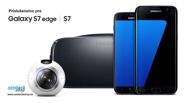 Príslušenstvo pre Samsung Galaxy S7 a S7 edge - Zakúpte si Samsung Galaxy S7 alebo S7 edge spolu s príslušenstvom! Originálne puzdra, kolísky, držiaky do auta, riešenie pre bezdrôtové nabíjanie, doplnky pre zdravie a fitness a oveľa viac...