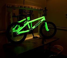Una idea genial para destacar su bici!