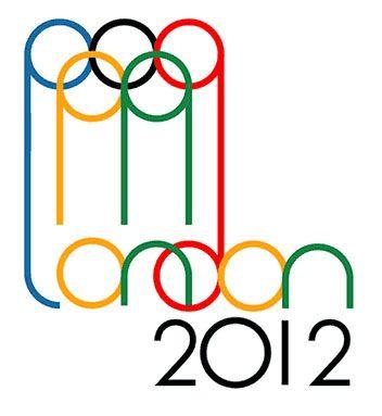 Olympic rings | London 2012 logo