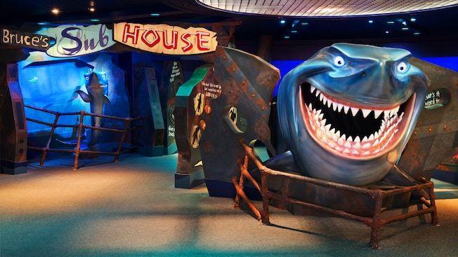 Sea Base | Epcot Attractions | Walt Disney World Resort