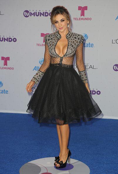 Las mejor vestidas en la Alfombra Azul de los Premios Tu Mundo