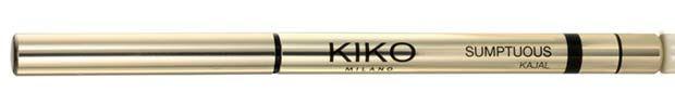 #Kiko Milano Luxurious Collection  SUMPTUOUS KAJAL ( 8,00€) #beautynews #beauty2014 #beautyproduct  #cosmetic2014 #cosmeticnews #makeup2014 #makeup   #beautyfall #fall2014 #Maquillage2014