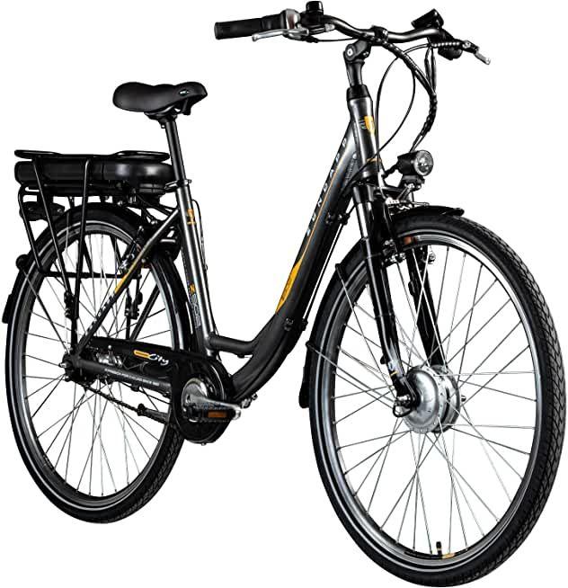 Zundapp E Bike 700c Damenrad Pedelec 28 Zoll Z502 E Citybike