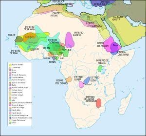 Imperios africanos - Wikipedia, la enciclopedia libre