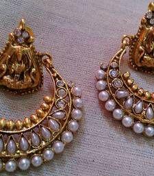 Buy Ram Leela Earings hoop online