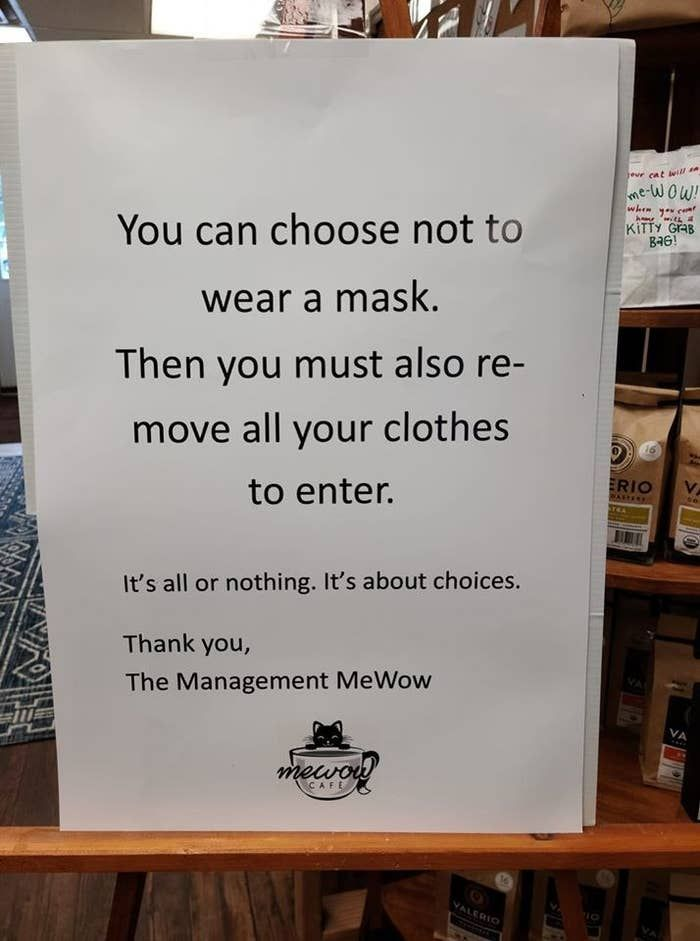 21 Stores That Had The Absolute Perfect Response To People Not Wearing Masks In 2021 Funny Quotes Funny Memes Funny