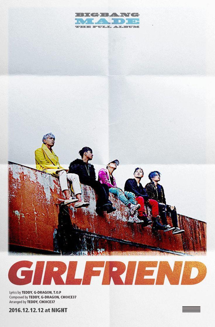 BIG BANG | MADE THE FULL ALBUM x  GIRLFRIEND