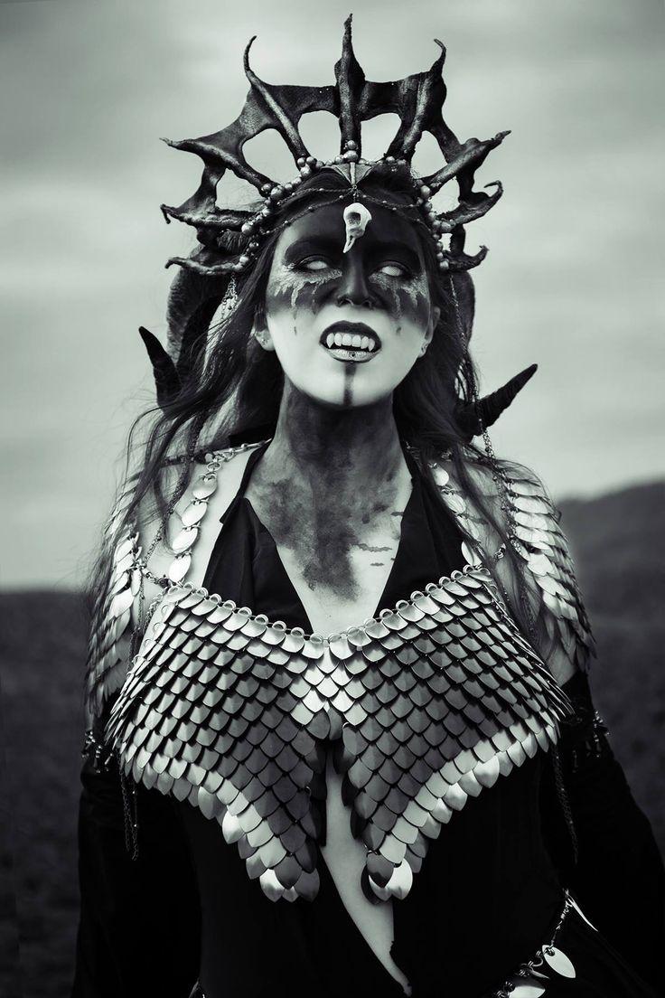 Best 25+ Demon costume ideas on Pinterest   Demon makeup, Witch ...