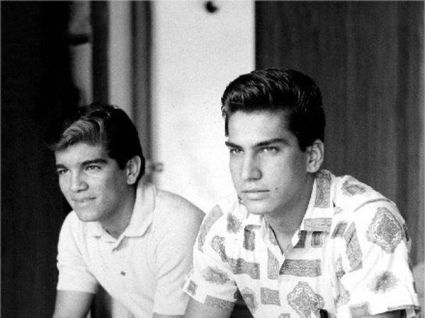 Cherry Navarro y José Luis Rodríguez  añp 60