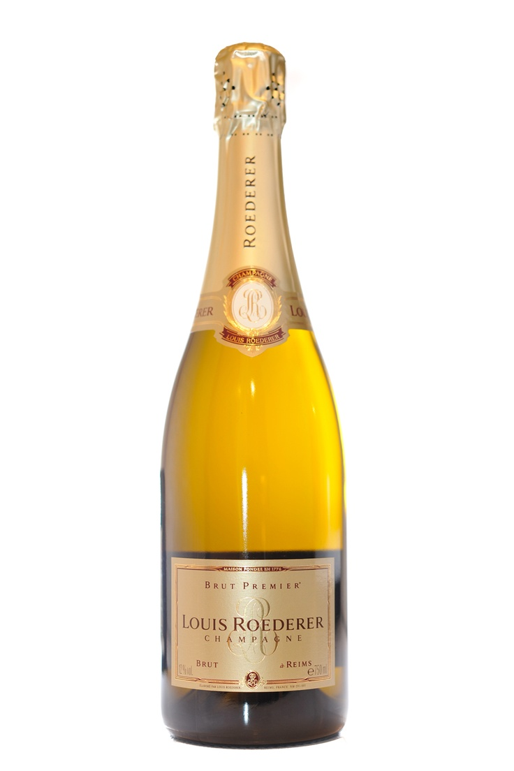 6 Bottles of Louis Roederer Brut Premier (1 bottle free), £221.70