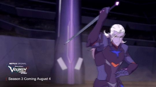 Prince Lotor - Season 3 Teaser Trailer Recognize that suit Lotor is wearing. Does it look familiar, like we have seen it in season 2 when Keith and Hunk were in that worm thing?? No, just me