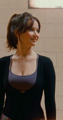 jennifer lawrence hair silver linings playbook - Google Search