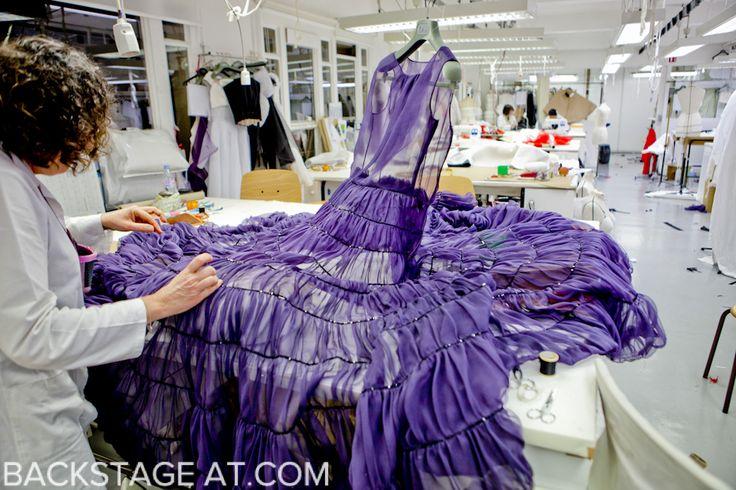 Atelier Backstage: 17 Best Ideas About Dior Atelier On Pinterest